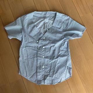 ジーユー(GU)のキムジョーンズ×gu コラボシャツ(シャツ/ブラウス(半袖/袖なし))