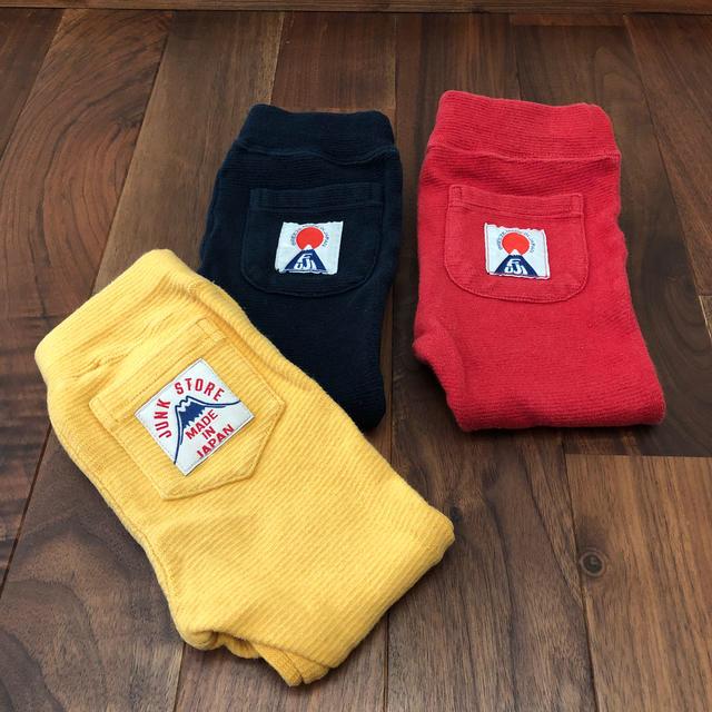 BREEZE(ブリーズ)のレギンス 3セット キッズ/ベビー/マタニティのベビー服(~85cm)(パンツ)の商品写真