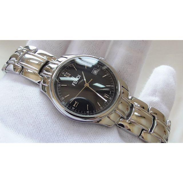FENDI - FENDI フェンディ 210G 男性用 クオーツ腕時計 電池新品 B2260メの通販 by hana|フェンディならラクマ