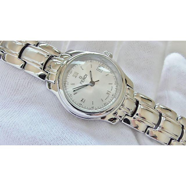 FENDI - FENDI フェンディ 210L 女性用 クオーツ腕時計 電池新品 B2258メの通販 by hana|フェンディならラクマ