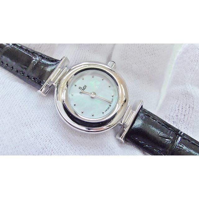 FENDI - FENDI フェンディ  女性用 クオーツ腕時計 電池新品 B2257メの通販 by hana|フェンディならラクマ
