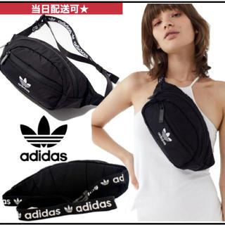 adidas - 海外限定★ adidas ウエストポーチ ショルダーバッグ