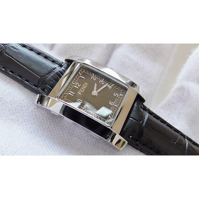 FENDI - FENDI フェンディ  女性用 クオーツ腕時計 電池新品 B2262メの通販 by hana|フェンディならラクマ