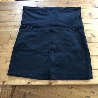 ムジルシリョウヒン(MUJI (無印良品))のマタニティスカート(マタニティウェア)