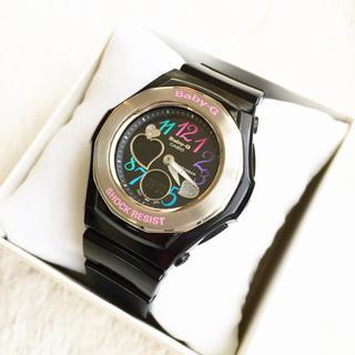 ベビージー(Baby-G)の極美品☆ Baby-G マルチカラーダイアル レディース腕時計(腕時計)