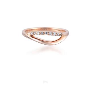 スタージュエリー(STAR JEWELRY)のスタージュエリー k10 ダイヤモンド リング 5号(リング(指輪))