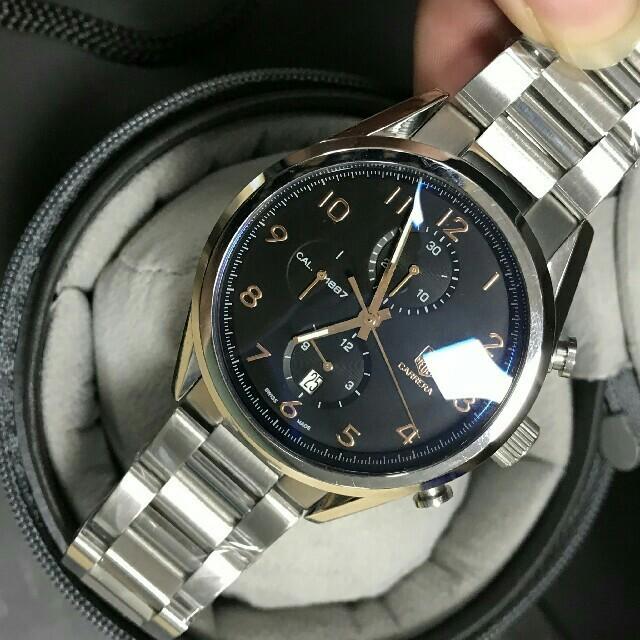 TAG Heuer - TAG HEUER メンズ 腕時計 タグホイヤー カレラ クロノグラフの通販 by goal_3wyediye's shop|タグホイヤーならラクマ