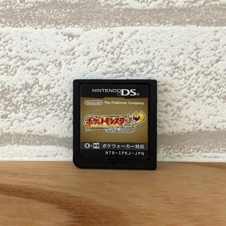 ニンテンドー3DS(ニンテンドー3DS)のポケモン ハートゴールド(家庭用ゲームソフト)