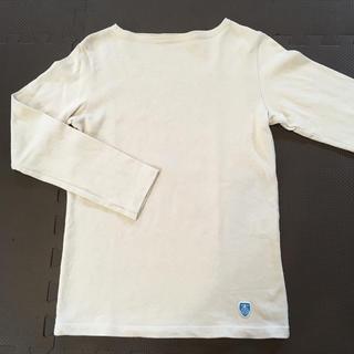 オーシバル(ORCIVAL)のオーシバル 長袖 コットンカットソー サイズ0(カットソー(長袖/七分))