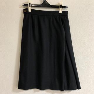 ヴィヴィアンウエストウッド(Vivienne Westwood)のヴィヴィアン ワンプリーツスカート(ひざ丈スカート)