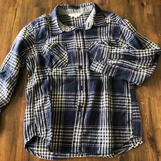 サンカンシオン(3can4on)の3カン4オン 120 ボタンダウンシャツ(Tシャツ/カットソー)