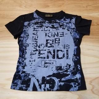 フェンディ(FENDI)のFENDI フェンディ Tシャツ(Tシャツ/カットソー(半袖/袖なし))