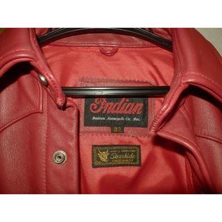 インディアン(Indian)の革シャツジャケットなどその他多数サービス(レザージャケット)