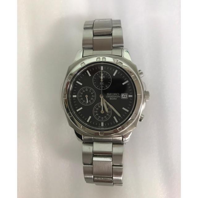 huge sale 5162c d2046 腕時計 セイコー クロノグラフ