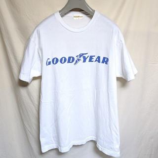 グッドイヤー(Goodyear)のGOODYEARグッドイヤーロゴTシャツ(Tシャツ/カットソー(半袖/袖なし))