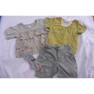 ラグマート(RAG MART)の90センチ女の子子供服セット(その他)