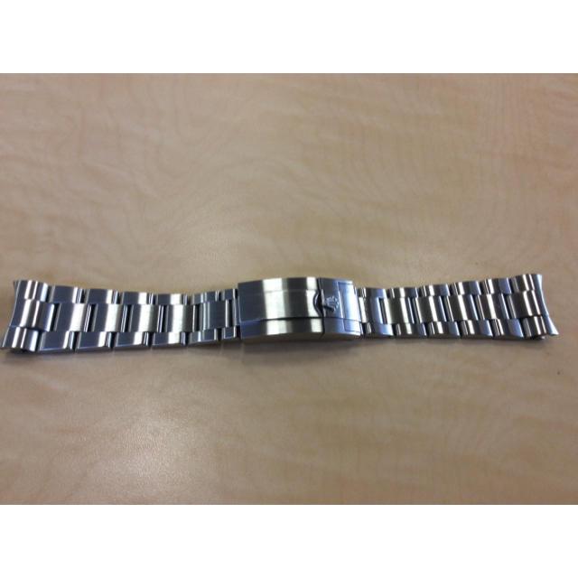 ステンレス無垢 腕時計ベルト 21mmの通販 by ☆young pine☆'s shop|ラクマ