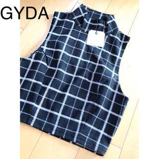 ジェイダ(GYDA)の GYDA (カットソー(半袖/袖なし))