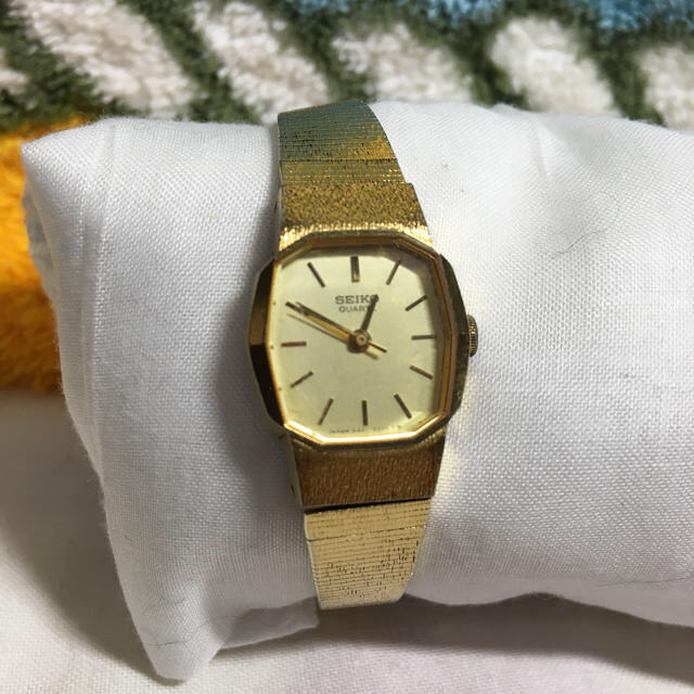 SEIKO - SEIKO⭐️腕時計 レディース★電池切れの通販 by ☘エトワール☘|セイコーならラクマ