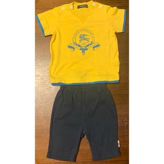 バーバリー(BURBERRY)のBURBERRY  子供服上下  80サイズ(その他)