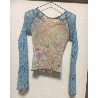 ジャンポールゴルチエ(Jean-Paul GAULTIER)の長袖  Tシャツ(Tシャツ(長袖/七分))