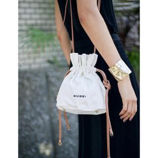 アメリヴィンテージ(Ameri VINTAGE)のAMERI PASS CODE DRAWSTRING BAG(ショルダーバッグ)