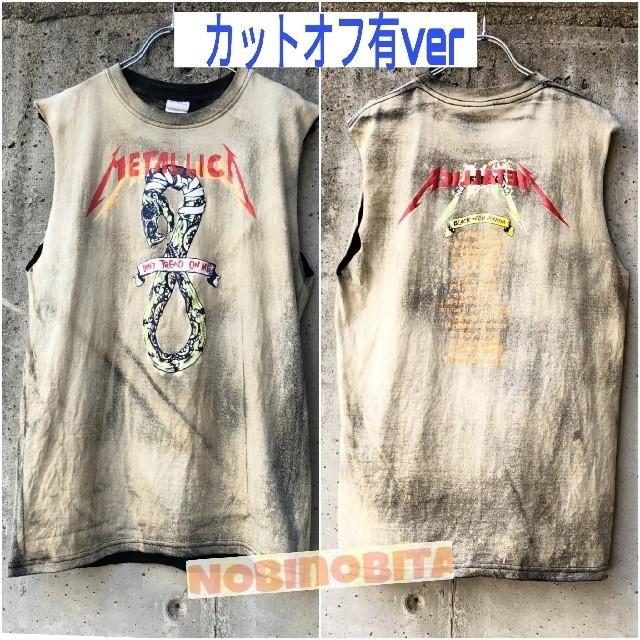 ONE OK ROCK(ワンオクロック)のL◆渚園ダブルMETALLCA2012 ブリーチT メンズのトップス(Tシャツ/カットソー(半袖/袖なし))の商品写真