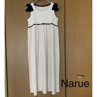 ナルエー(narue)の新品 ナルエー ネグリジェ  部屋着 ワンピース パジャマ M(パジャマ)