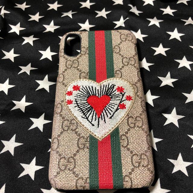 Gucci - GUCCI  iPhone ケースの通販