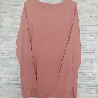 エイチアンドエム(H&M)のH&M Tシャツ ロンT カットソー オーバーサイズ (Tシャツ(長袖/七分))