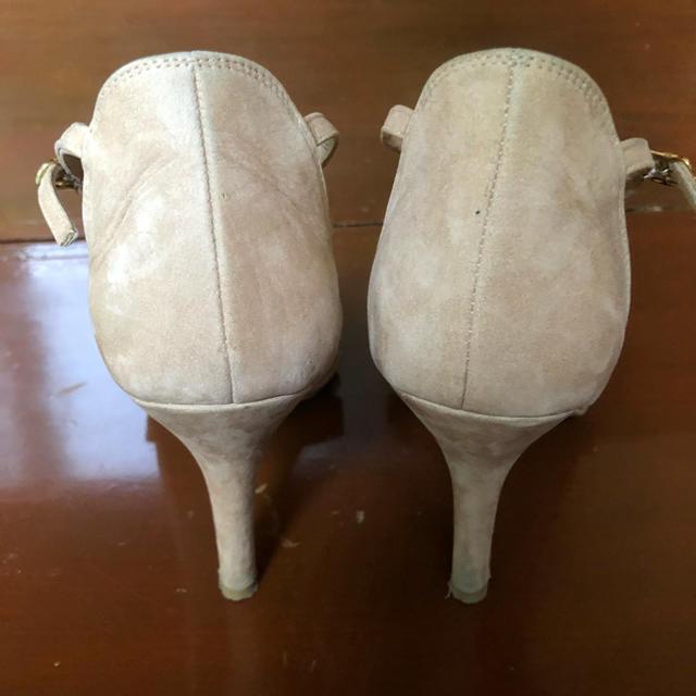 VII XII XXX(セヴントゥエルヴサーティ)のセブントゥエルヴサーティ ピンクベージュ サンダル  レディースの靴/シューズ(サンダル)の商品写真
