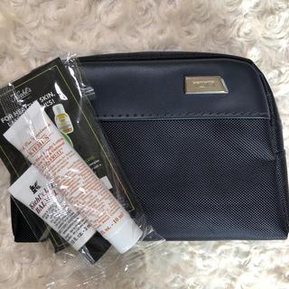 トゥミ(TUMI)のTUMI DELTA コラボ ビジネスクラスポーチ(旅行用品)