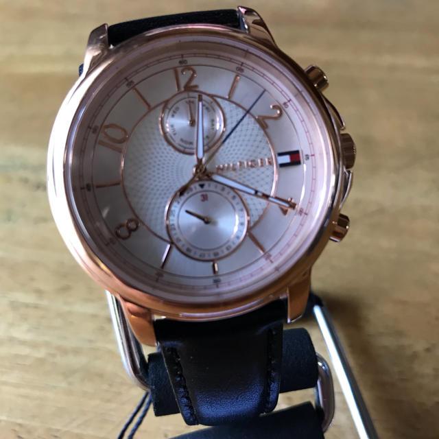 TOMMY HILFIGER - 新品✨トミーヒルフィガー 腕時計 メンズ レディース 1781817の通販 by てっちゃん(´∀`)|トミーヒルフィガーならラクマ
