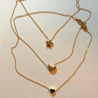 エディットフォールル(EDIT.FOR LULU)の♡ ☽  ☆  petit necklace(ネックレス)