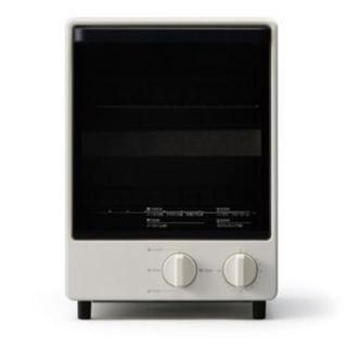 ムジルシリョウヒン(MUJI (無印良品))の【訳あり格安】無印良品 縦型 オーブントースター (調理機器)