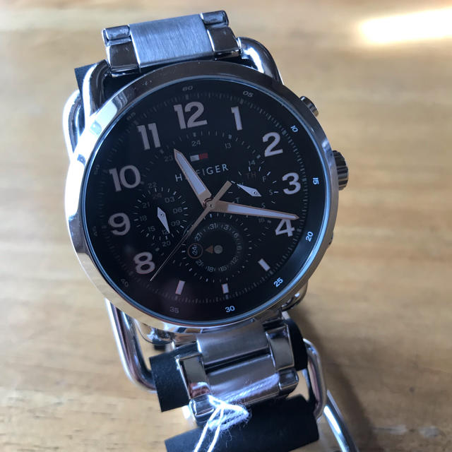 TOMMY HILFIGER - トミーヒルフィガー TOMMY HILFIGER 腕時計 メンズ 1791422の通販 by てっちゃん(´∀`)|トミーヒルフィガーならラクマ