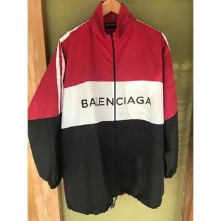 バレンシアガ(Balenciaga)のBALENCIAGA トラックジャケット 38(ナイロンジャケット)