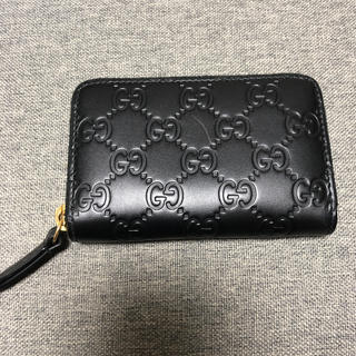 uk availability f4f14 c334d GUCCI コインケース 美品!!