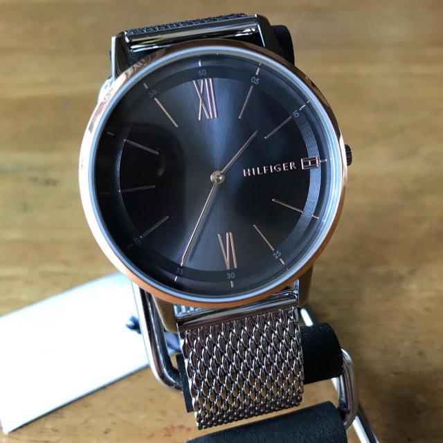 TOMMY HILFIGER - 新品✨トミーヒルフィガー TOMMY HILFIGER 腕時計 1791512の通販 by てっちゃん(´∀`)|トミーヒルフィガーならラクマ