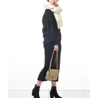 ナイスクラップ(NICE CLAUP)の新品♡定価5290円 気持ち良いタイトスカート♡BLACK 、茶色 大特価‼️(その他)