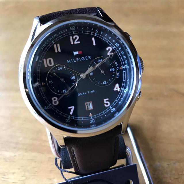 TOMMY HILFIGER - 新品✨トミーヒルフィガー TOMMY HILFIGER 腕時計 1791385の通販 by てっちゃん(´∀`) トミーヒルフィガーならラクマ