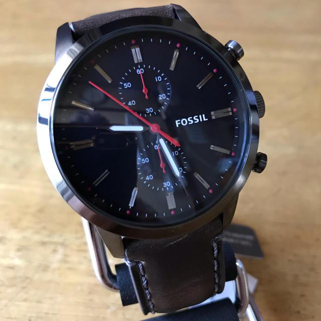 FOSSIL - 新品✨フォッシル FOSSIL クオーツ メンズ 腕時計 FS5378の通販 by てっちゃん(´∀`)|フォッシルならラクマ
