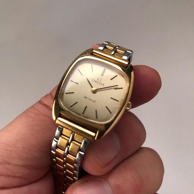 OMEGA - OMEGA DEVILLE 腕時計の通販 by すぱ's shop|オメガならラクマ