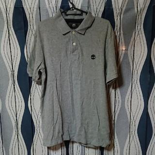 ティンバーランド(Timberland)のTimberland ポロシャツ M グレー(ポロシャツ)