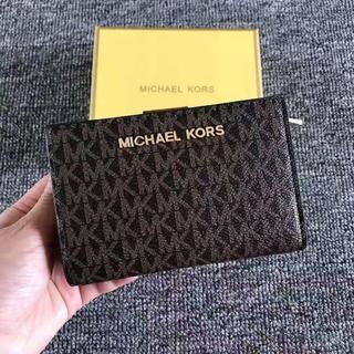 マイケルコース(Michael Kors)のMICHAEL KORS】折り財布(折り財布)