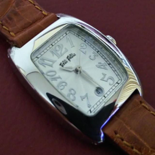 Folli Follie - 良品❗️フォリフォリ スクエア 腕 時計の通販 by ラン's shop|フォリフォリならラクマ