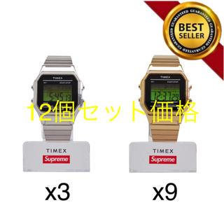シュプリーム(Supreme)のセット価格 Supreme®/Timex® Digital Watch(腕時計(デジタル))
