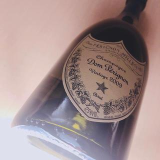 ドンペリニヨン(Dom Pérignon)の【未開栓×1本】箱なし ドンペリ白2009/750ml★(シャンパン/スパークリングワイン)