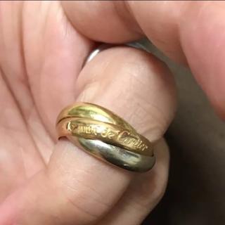 カルティエ(Cartier)の指輪 カルティエ(リング(指輪))
