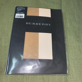 バーバリー(BURBERRY)のバーバリー パンスト M〜L ベージュティント(タイツ/ストッキング)